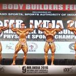 Sunit Jadhav Comparison at Mr India 2016