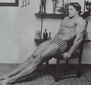 Arnold Photos Unseen