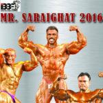 27th Mr Saraighat 2016