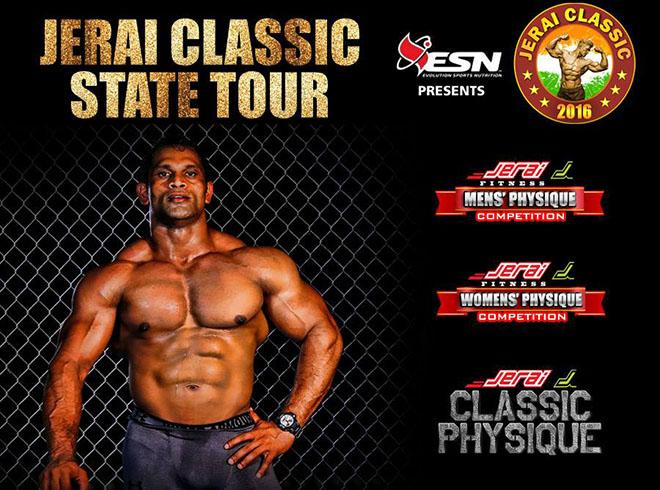 Jerai Classic State Tour