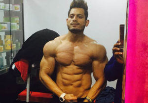 Manoj Patil Chest