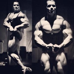 Rare Arnold Teeage Photo