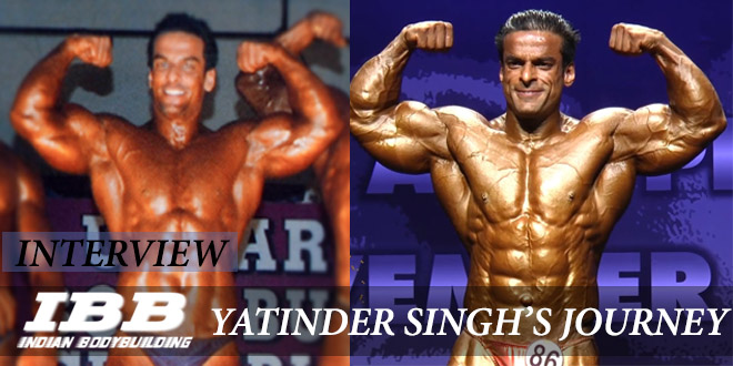 Inspiring Journey of Yatinder Singh