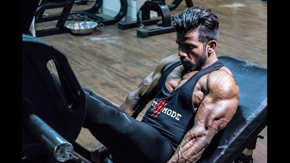 Siddhant Workout