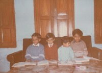 Yatinder Singh Childhood Photos