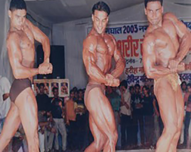 Yatinder Singh Early Competitions