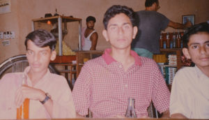 Yatinder in Canteen