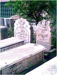 Ghulam's Grave in Pakistan