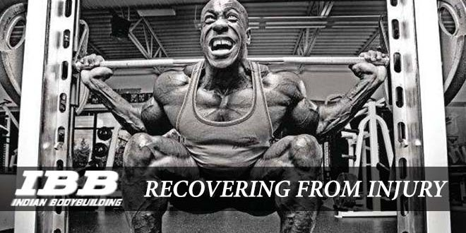 Recovering from Injury