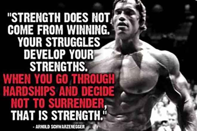 Arnold Schwarsenegger Motivation Quotes1