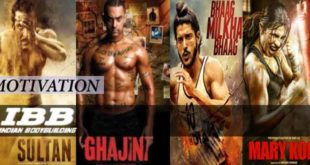 Best Indian Motivation Movies for Workout