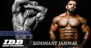 Interview with Siddhant Jaiswal