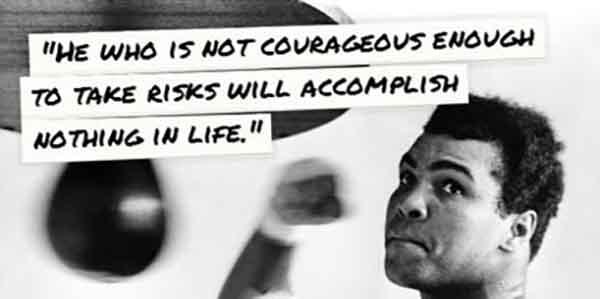 Mohammad Ali Motivaton Quotes 1