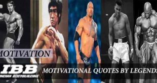 Motivational Quotes by Legends