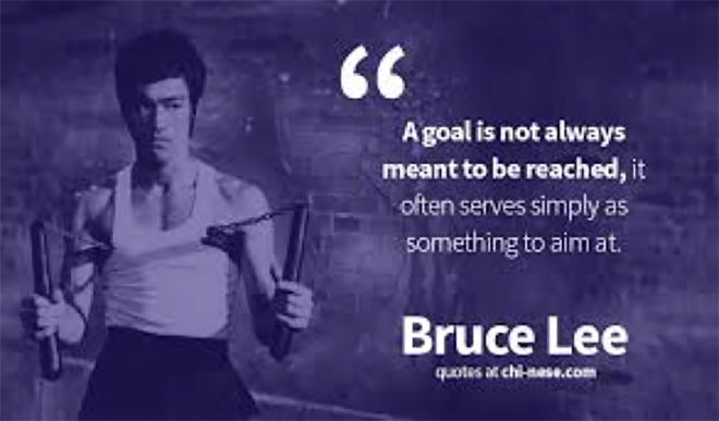 Motivaton Quotes by Bruce Lee