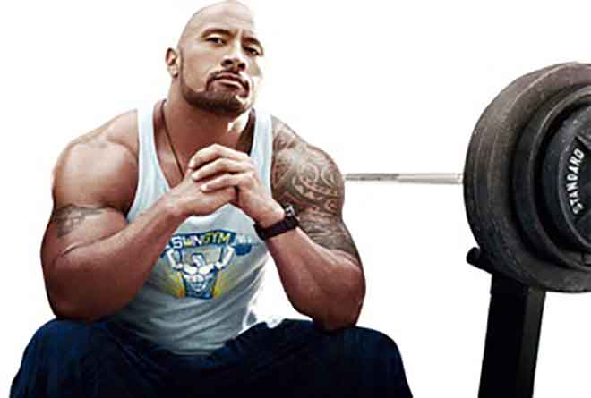 The Rock Motivaton Quotes