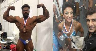 Arnold Classic 2016 Asia Results