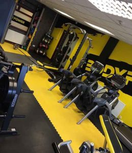 BodyPower Gym Studio Equipments
