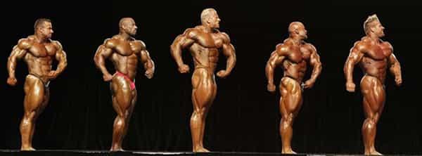 Bodybuilding Poses