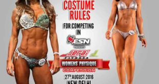 Costume Rules of Womens Classic 2016