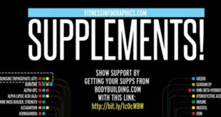 Diff Types of Supplements
