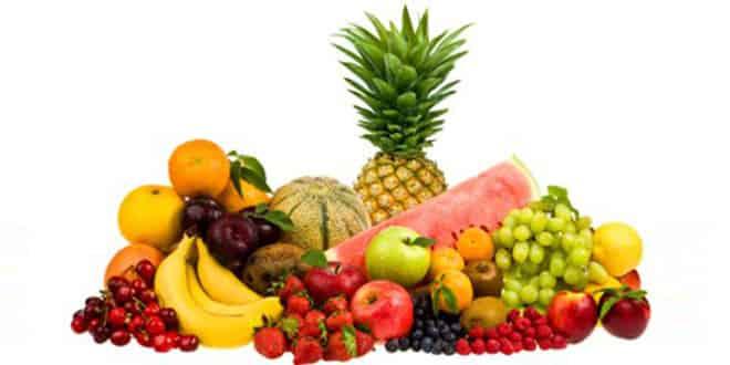 Fruits in paleo diet