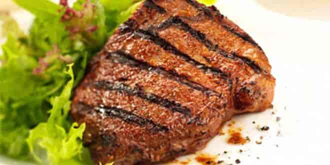 Meat must in paleo diet