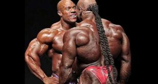 Mr Olympia 2016 Bodybuilding Competition