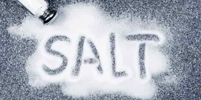 Salt in Paleo Diet
