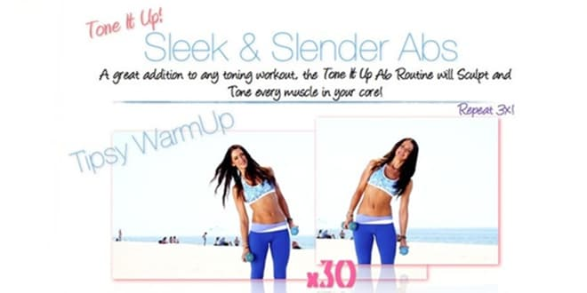 Slim-and-Slender Abs Workout Routine-min