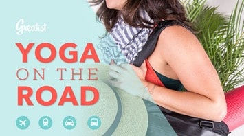 The 10 Best Yoga Poses for Travelers -min
