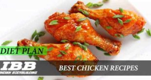 Top 10 Healthy Chicked recipes
