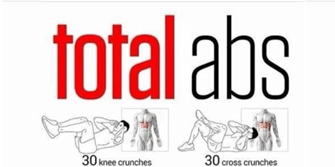Total-abs Workout Routine-min