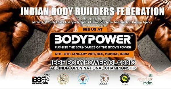 IBBF BodyPower Classic