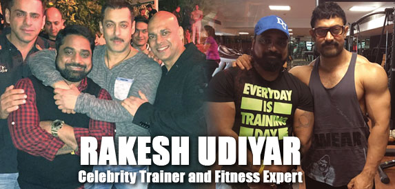 Rakesh Udiyar Celebrity Trainer