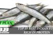 Top 10 Indian Fish rich in Protein