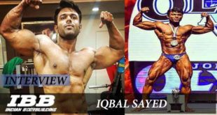 Interview with Iqbal Sayed