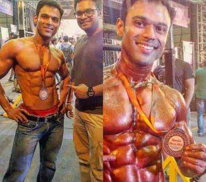 Iqbal Sayed winner