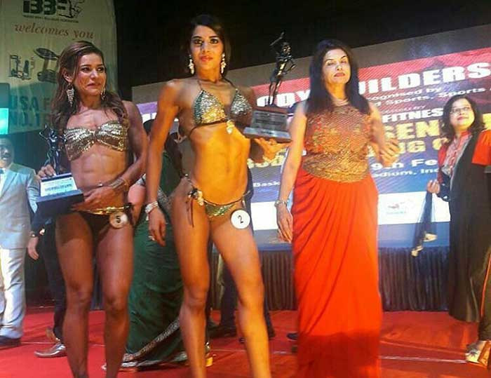Sanjana Dalak Runner Up
