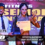 Shweta Rathore Miss India 2017 Winner