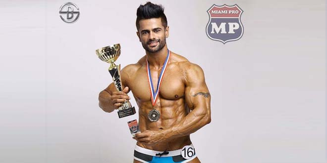 Ashwani Duhan Introduction Miami Pro Trophy