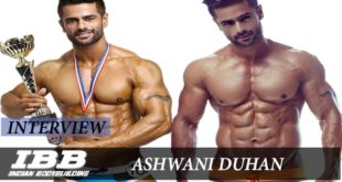 Interview with Ashwani Duhan