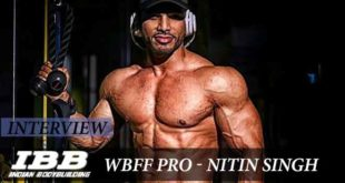 Nitin Singh Interview