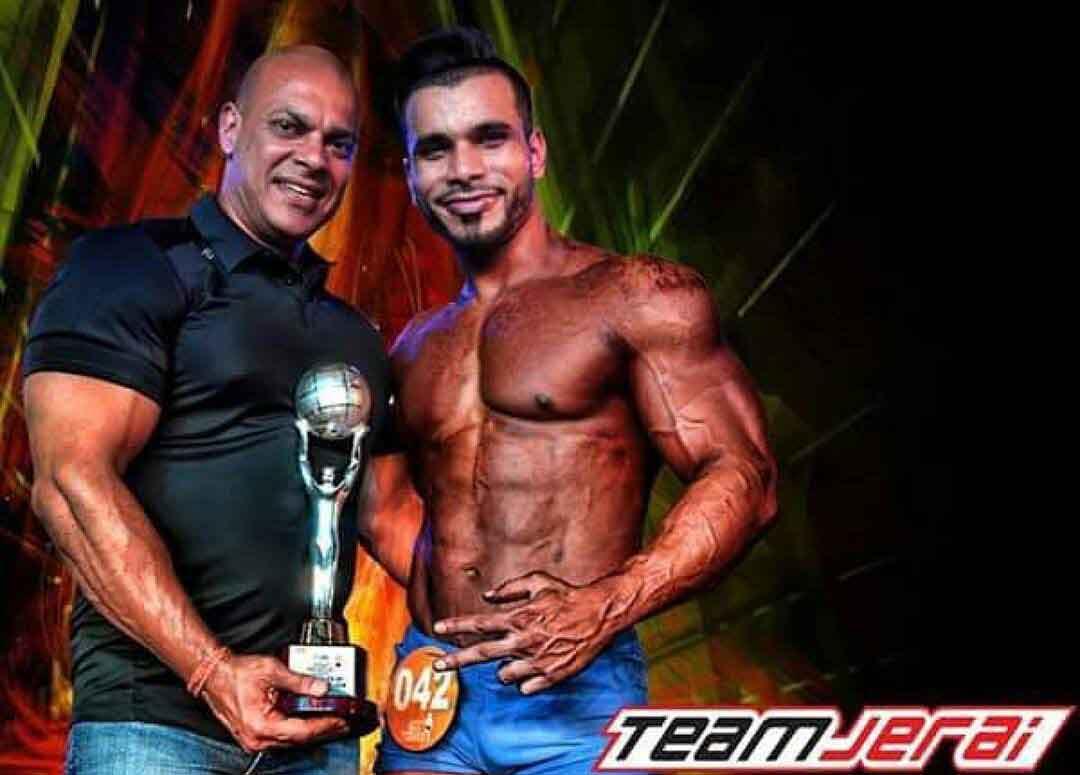 Nitin Singh Team Jerai