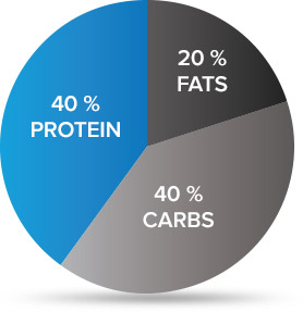 Protein Fat and Carb Ratio