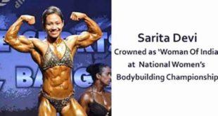 Sarita Devi Women Of india