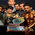 Sunit Jadhav Wins Mr India 2017