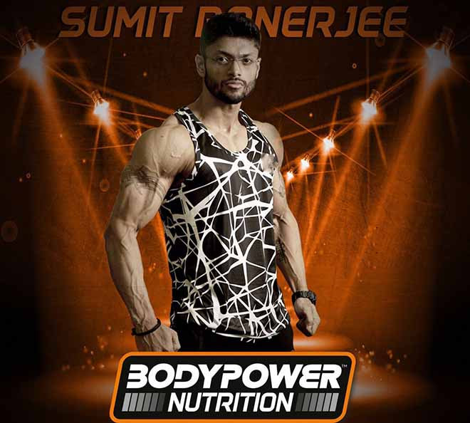 Sumit Banerjee BodyPower Nutrition