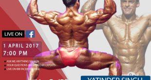 Yatinder Singh Live On Facebook IBB