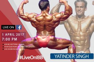 Yatinder Singh Live On Facebook IBB